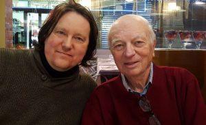 Angelo Garioni e Sidney Zoltak